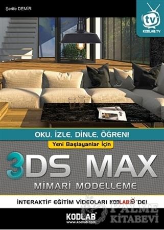 Resim Yeni Başlayanlar İçin 3DS Max Mimari Modelleme