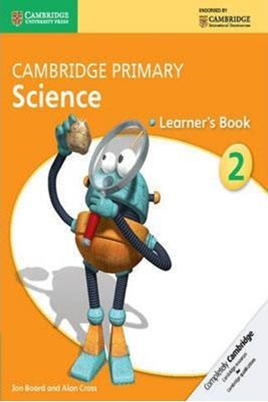 Resim Cambridge Primary Science Learner's Book 2