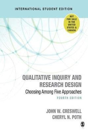 Resim Qualitative Inquiry and Research Design : Choosing Among Five Approaches 4e