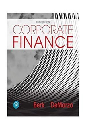 Resim Corporate Finance 5e