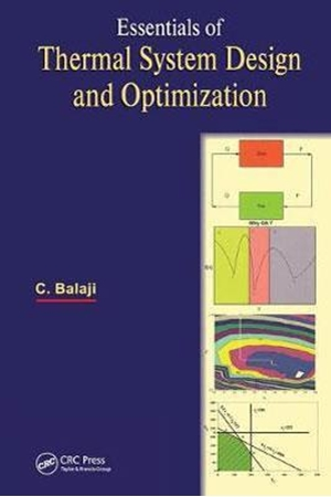 Resim Essentials of Thermal System Design and Optimization