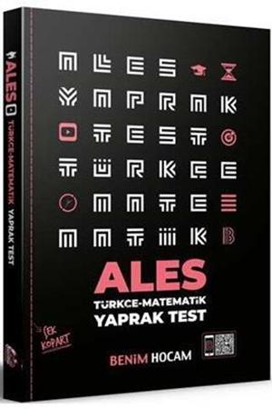 Resim 2021 ALES Çek Kopart Yaprak Test
