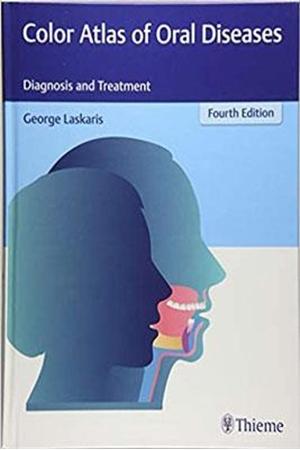 Resim Color Atlas of Oral Diseases 4e