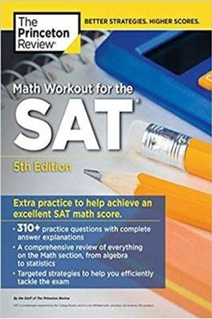 Resim Math Workout for the SAT 5e