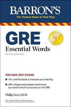 Resim GRE Essential Words 5e