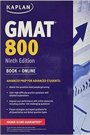 Resim GMAT 800 - 9e