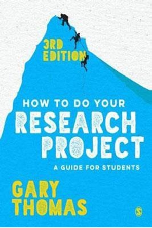 Resim How to Do Your Research Project 3e