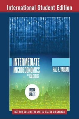 Resim Intermediate Microeconomics with Calculus