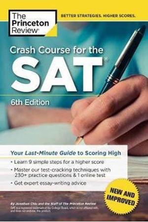 Resim The Princeton Review Crash Course for the SAT 6e
