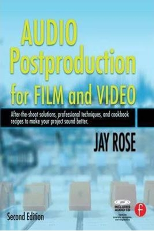 Resim Audio Postproduction for Film and Video After-the-Shoot solutions, Professional Techniques,and Cookbook Recipes to Make Your Project Sound Better
