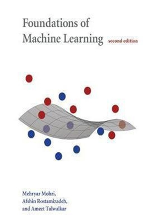 Resim Foundations of Machine Learning 2e