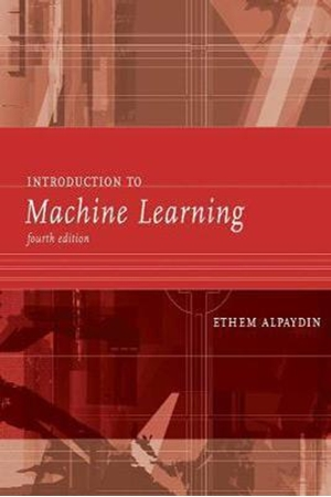Resim Introduction to Machine Learning 4e