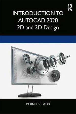 Resim Introduction to AutoCAD 2020 : 2D and 3D Design