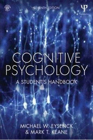 Resim Cognitive Psychology 7e