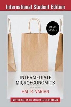 Resim Intermediate Microeconomics 9e