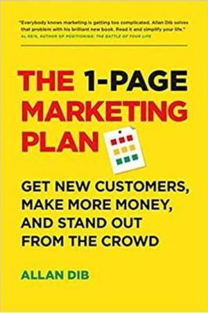 Resim The 1-Page Marketing Plan