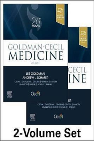 Resim Goldman-Cecil Medicine 2-Volume Set