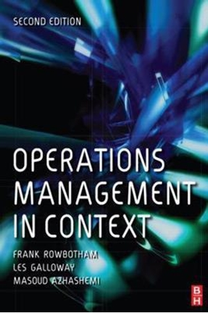 Resim Operations Management in Context 2e