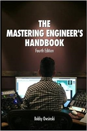 Resim The Mastering Engineer's Handbook 4e