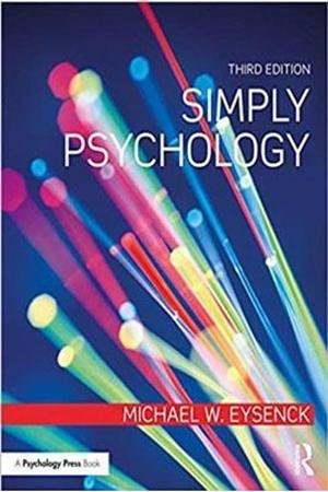 Resim Simply Psychology 3e