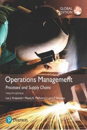 Resim Operations Management 12e