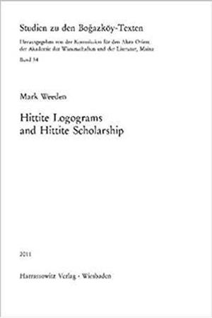 Resim Hittite Logograms and Hittite Scholarship