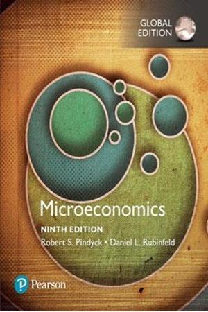 Resim MyEconLab Pindyck Microeconomics 9e - Access Card with e-text