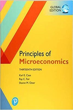 Resim Principles of Microeconomics 13e