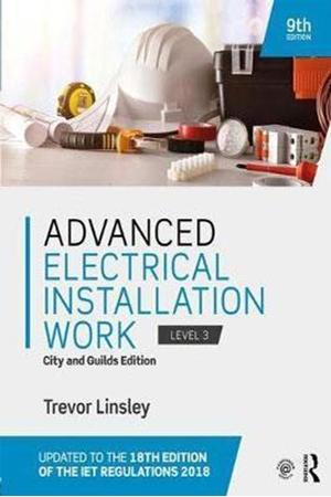 Resim Advanced Electrical Installation Work 9e