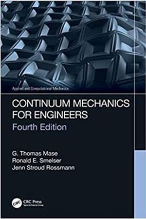 Resim Continuum Mechanics for Engineers 4e