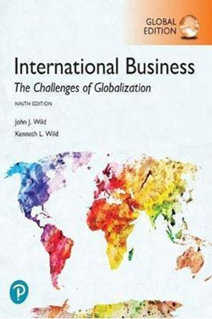 Resim International Business The Challenges of Globalization 9e with Acces Card
