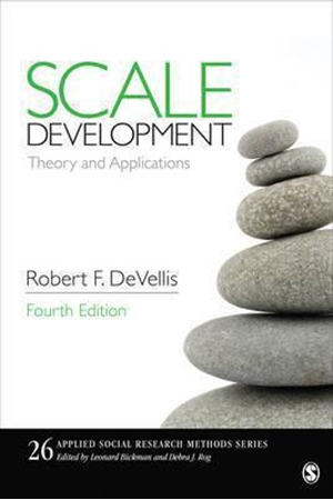 Resim Scale Development Theory and Applications 4e