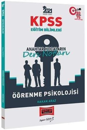 Resim 2021 KPSS Eğitim Bilimleri Öğrenme Psikolojisi Anahtar Hocaların Ders Notları