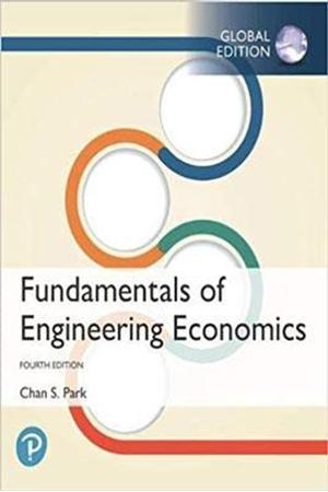 Resim Fundamentals of Engineering Economics 4e