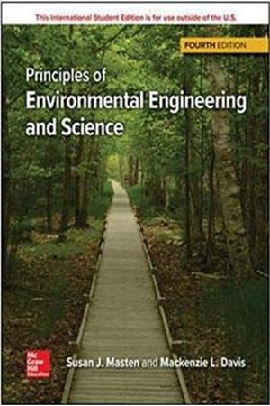 Resim Principles of Environmental Engineering and Science 4e