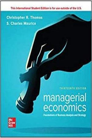 Resim Managerial Economics 13e