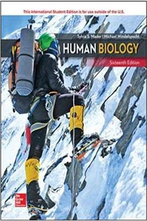 Resim Human Biology 16e