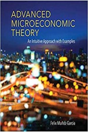 Resim Advanced Microeconomic Theory