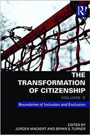 Resim The Transformation of Citizenship Volume 2