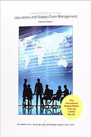 Resim Operations and Supply Chain Management 15e