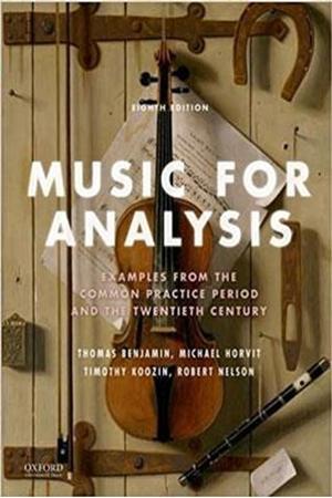 Resim Music for Analysis 8e