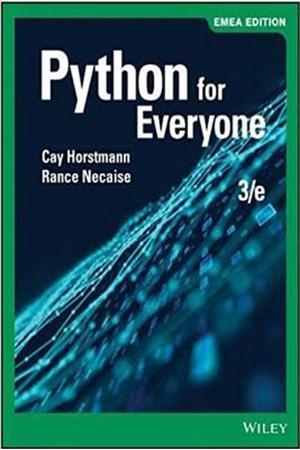 Resim Python for Everyone 3e