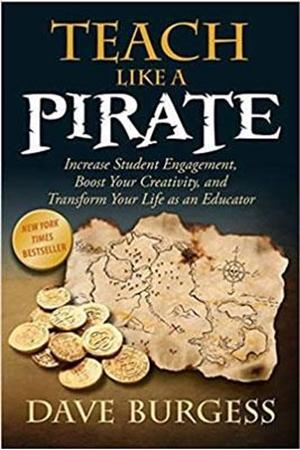 Resim Teach Like A Pirate
