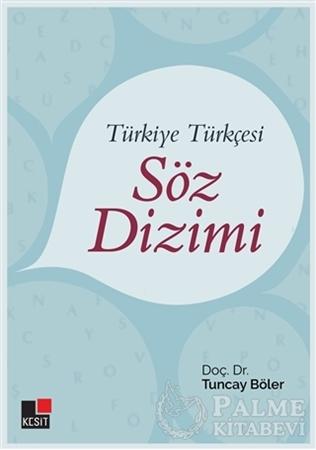 Resim Türkiye Türkçesi Söz Dizimi