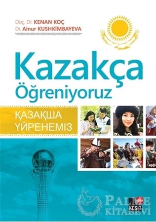 Resim Kazakça Öğreniyoruz