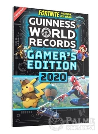 Resim Guinness World Records Gamer's Edition 2020 (Türkçe)