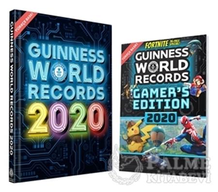 Resim Guinness World Records 2020 (2 Kitap Takım)