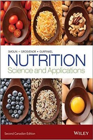 Resim Nutrition Science and Applications 2e