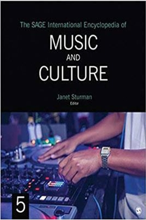 Resim The SAGE International Encyclopedia of Music and Culture