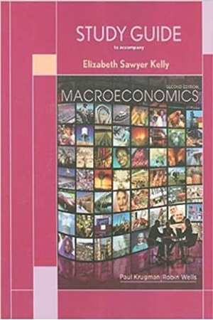 Resim Macroeconomics 2e Study Guide
